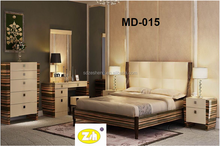 High quality Modern wood home Furniture for bedroom MD-015