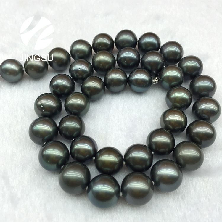 16/18/20 inch south sea tahitian Chinese akoya cultured pearl traditional necklaces
