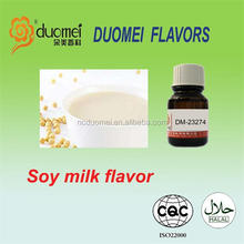 Soy milk flavor for soy milk drinks, Soy milk flavour essence