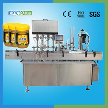 Pricelist KENO-F518 automatic can filling powder machine