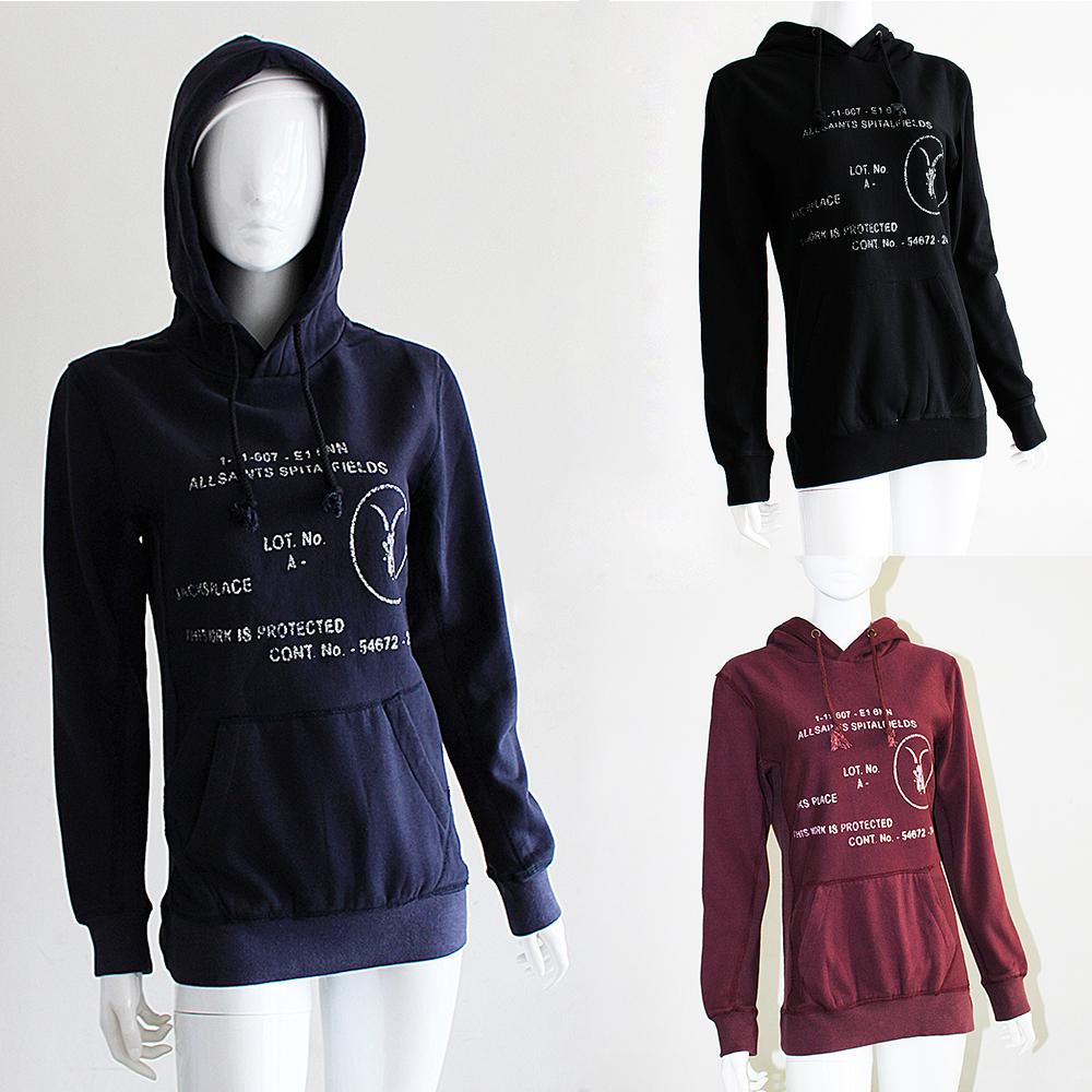 All cotton hoodies