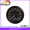 Digital Universal Motorcycle Speedometer Stepper Motor Needle Type 0~200km/h