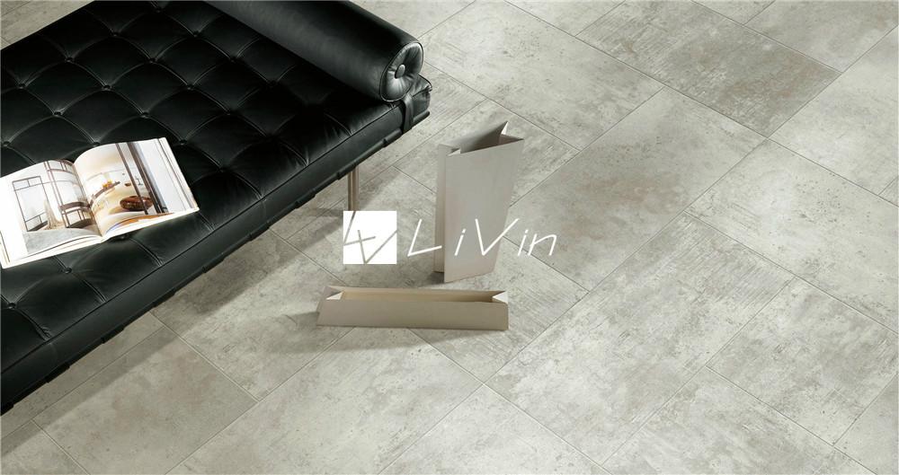 Piastrelle Di Cemento Prezzi : Vendita calda grigio chiaro rustico piastrella piastrelle di