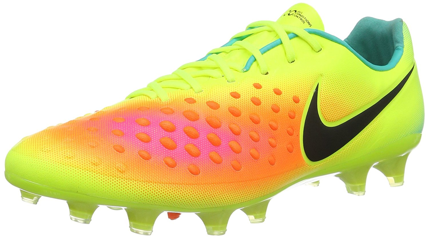 Get Quotations · Nike Magista Opus II FG Mens Football Boots 843813 Soccer  Cleats 30d62dadcd9c8