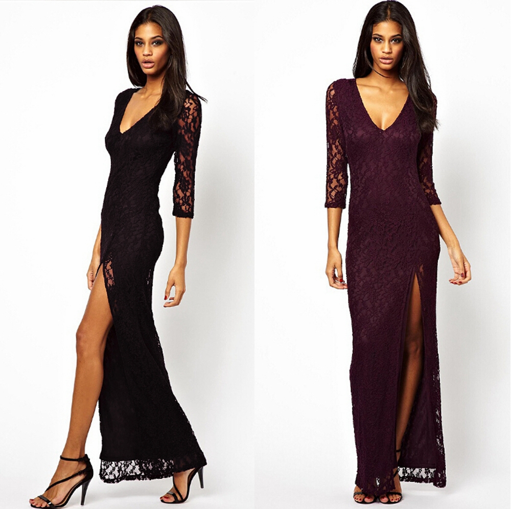 Cheap Sexy Elegant Black Dress, find Sexy Elegant Black Dress ...