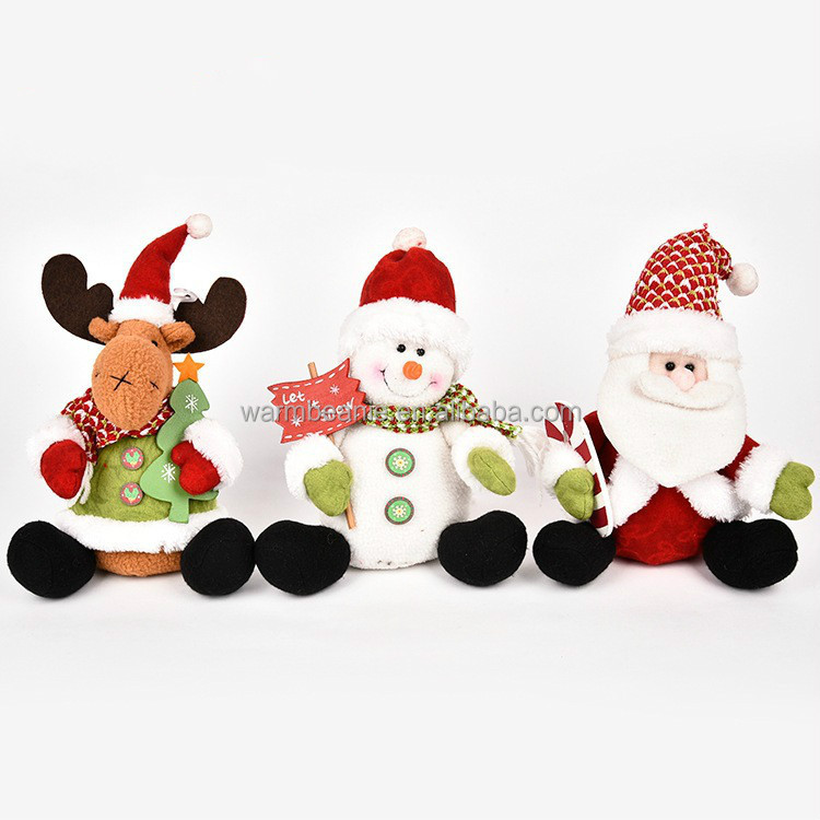 santa claus stuffed toy santa claus stuffed toy suppliers and manufacturers at alibabacom - Stuffed Santa Claus
