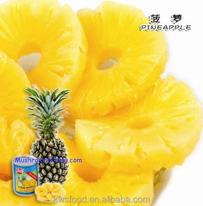 2017 New season canned pineapples pieces in light syrup