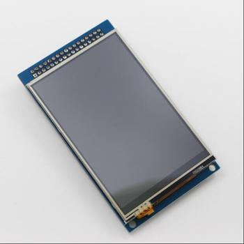 2..8 inch new LCD screen JLT28010PCBA08, TFT color screen, resolution 240x320, support 8-bit / 16-bit parallel port