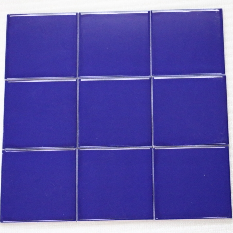 Dark Blue Ceramic Tiles Dark Blue Ceramic Tiles Suppliers And - Cobalt blue ceramic tile 4x4