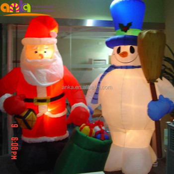 2017 christmas decoration type outdoor lowes christmas inflatable decoration