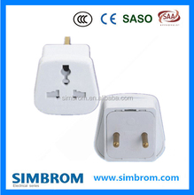 Travel adapter male and female industrial plug and socket