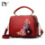 Lingyue NB1026 Best Selling 2018 Ladies Shoulder Bags Handbag Women OEM Leather Handbags