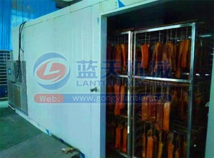 China made high quality best service food freeze drying machine, food trolley dryer