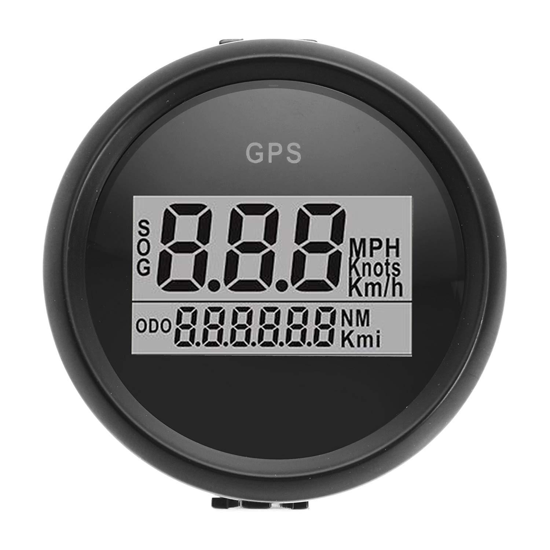 Buy Samdo 52mm Digital Gps Speedometer For Car Marine Boat