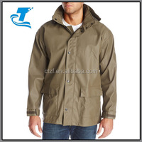 Men's Durable Waterproof Rain Gear Rain Jacket