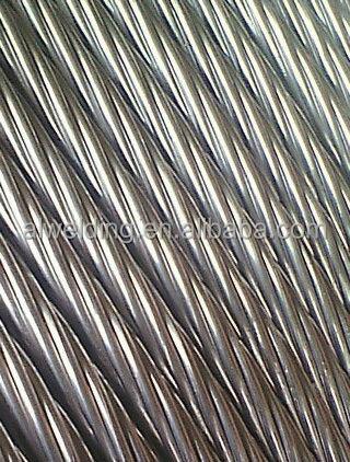 best quality stranded 0.57MMX7 aluminum round wire