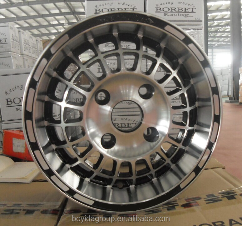 Hot selling wheels rim user safety F181