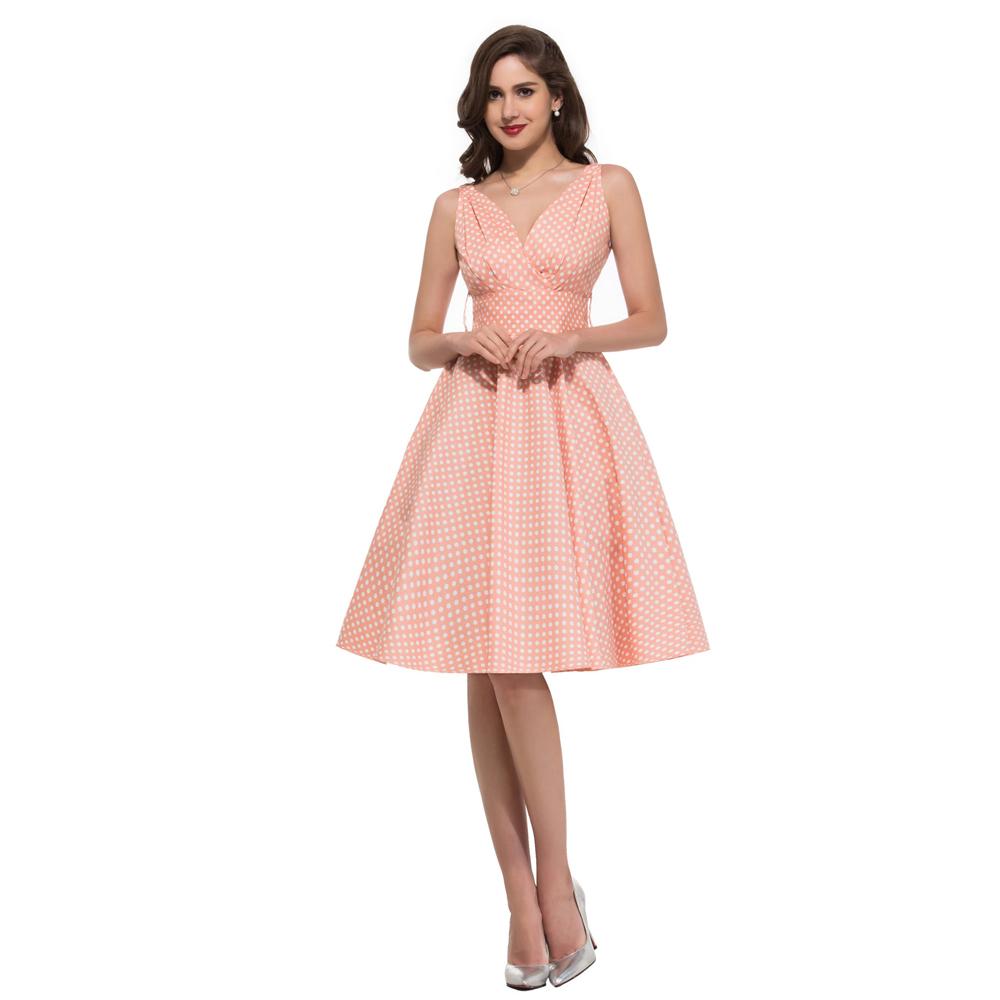 Купить Женское платье Grace Karin Cheap Rockabilly Dresses