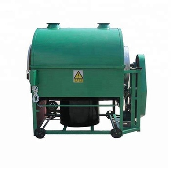 Tea revolving drying machine for green tea processing