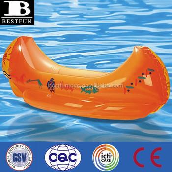 Promotionele aangepaste pvc opblaasbaar zwembad speelgoed for Zwembad plastic