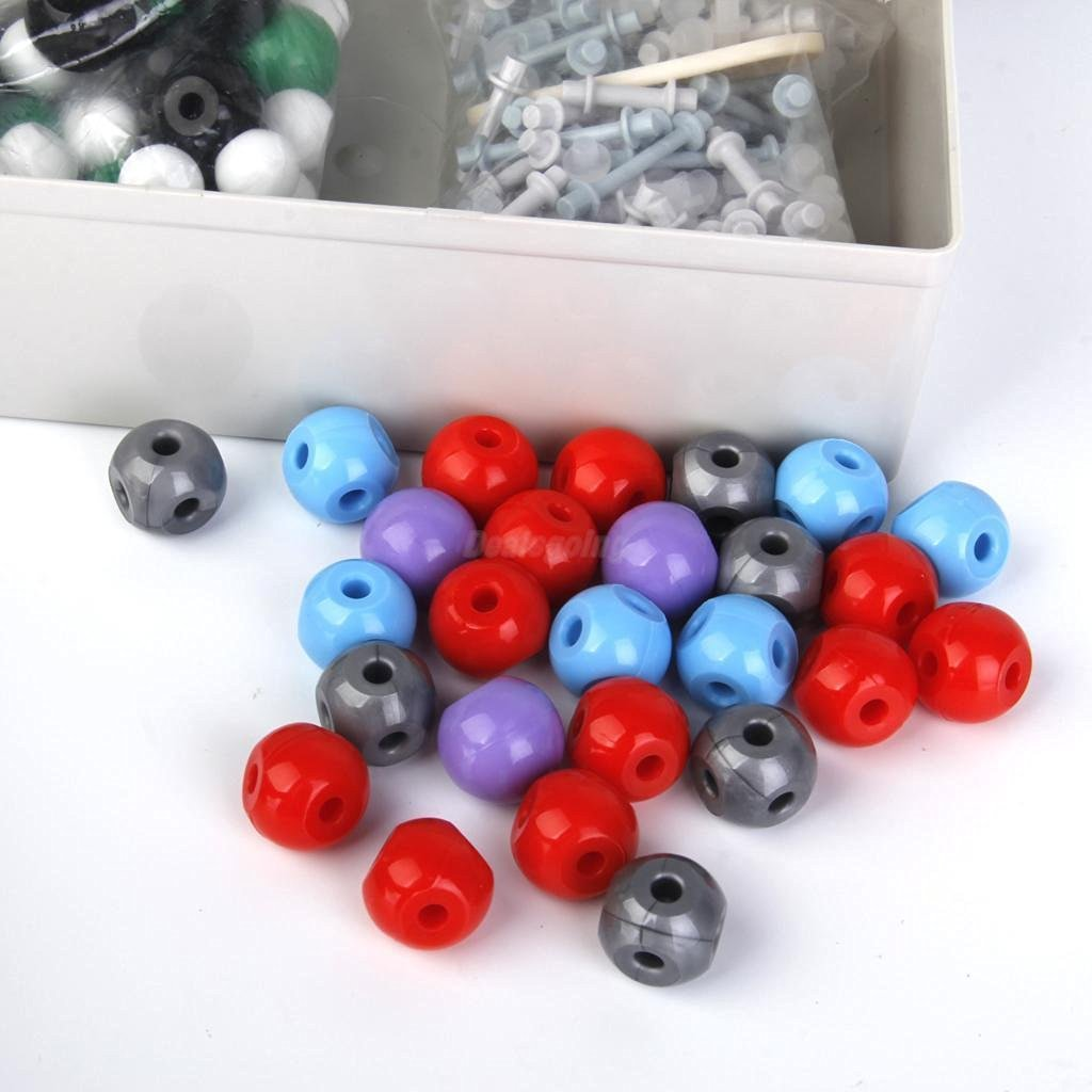 Sangdo Practical Atom Molecular Models Set for Teacher Organic Chemistry Kit