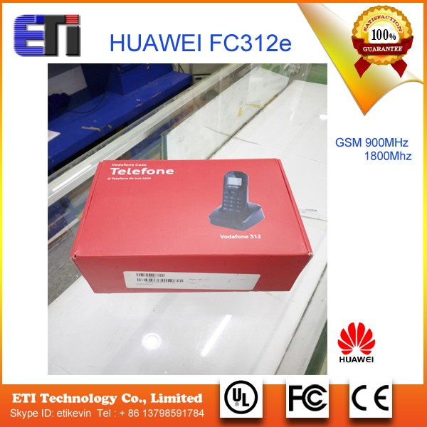 Huawei Fc312e Gsm 900/1800mhz Sim Card Fixed Wireless Cordless ...