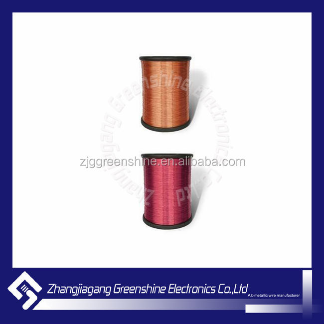 fast delivery best price enameled copper coated aluminum wire