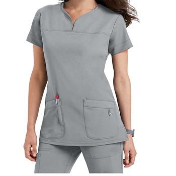 2018 design hospital uniform beauty salon spa medical for Spa uniform alibaba