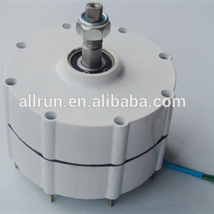 Low RPM low Torque 100W 200W 300W 400W 500 W 600w permanent magnet generator also called dynamo 12v 24v