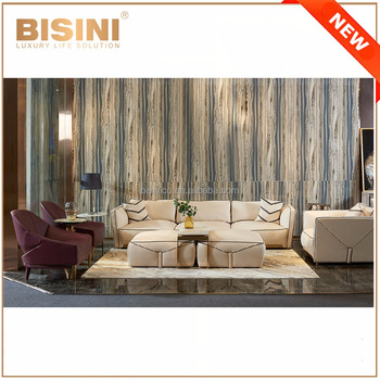 Italy New Design Comfortable Leather Couch Living Room Furniture Sectional  Sofa Set For Home, View Living Room Sofa Set, BISINI Product Details from  ...
