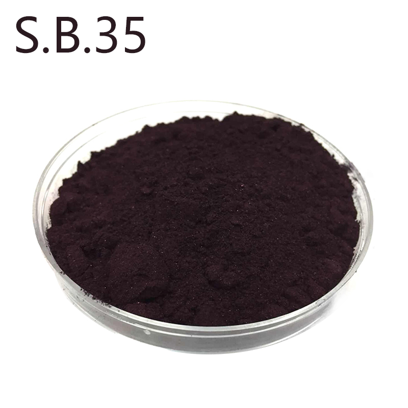 Hot Sale CAS 17354-14-2 Solvent dyes Blue 35 for ABS plastic coloring Transparent Blue 2N Chemical, Factory