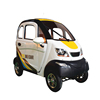 Economic and environmental new design 1000w 60v four wheel adult electric car with high quality