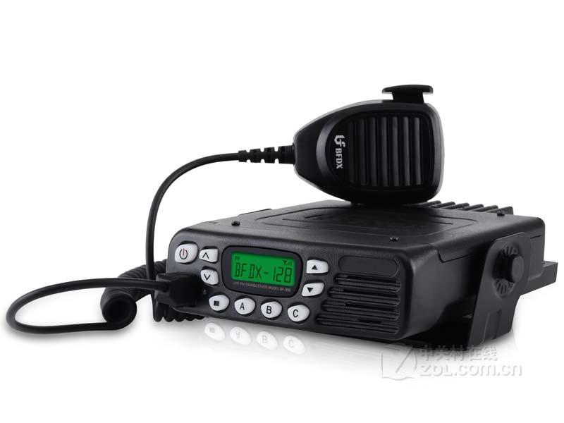 High power output base station,mobile radio BF-990 Long distance Car platform
