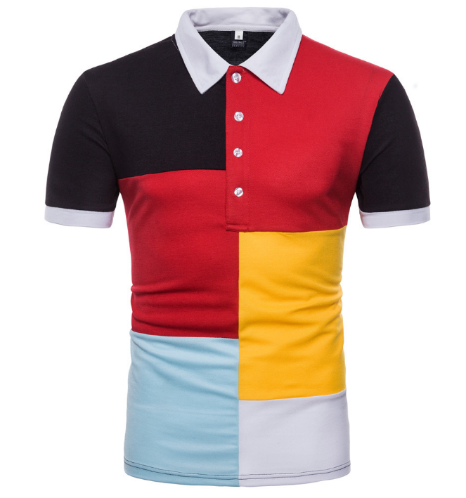 Wholesale High Quality Pique Polo T Shirt Custom man Polo shirt