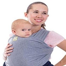 Breathable Soft Stretchy Carrier Safe and Easy to Use for Newborn