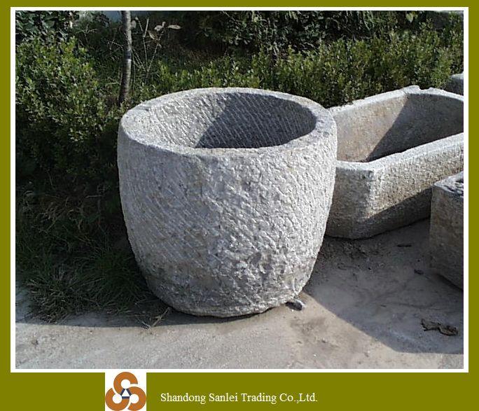 ext rieur en pierre jardin pot de fleurs pour la d coration produits en pierre jardin id de. Black Bedroom Furniture Sets. Home Design Ideas