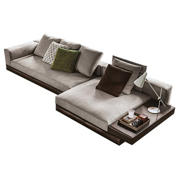 High Quality Contemporary Sofa Set With Linen Fabric Cover And Leather Pad  Area - Buy Contemporary Sofa Set,Quality Contemporary Sofa Set,Contemporary  ...