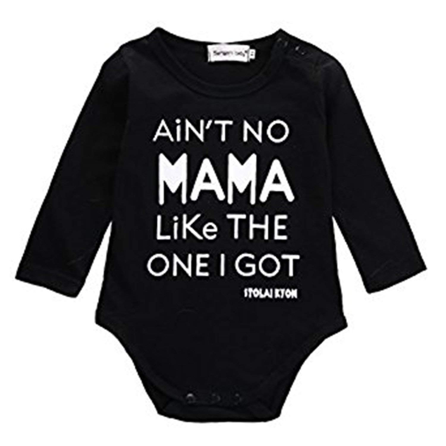 c411c0cb6 Get Quotations · Newborn Infant Baby Boy Girl Long Sleeve Romper Jumpsuit  Set Coming Home Outfits
