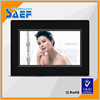 lcd 7 1024x600 advertising Digital Photo Frame play video for market