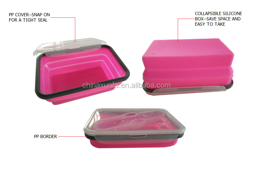 Cheap eco-friendly new design safe microwave food container