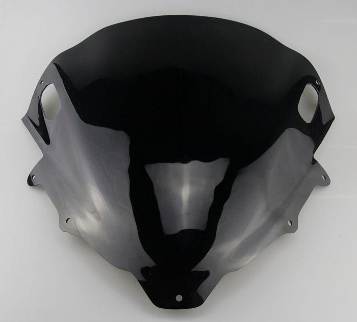 Черный гонки ветрового стекла лобовое стекло для YAMAHA тмах 500 2008 - тмах 500