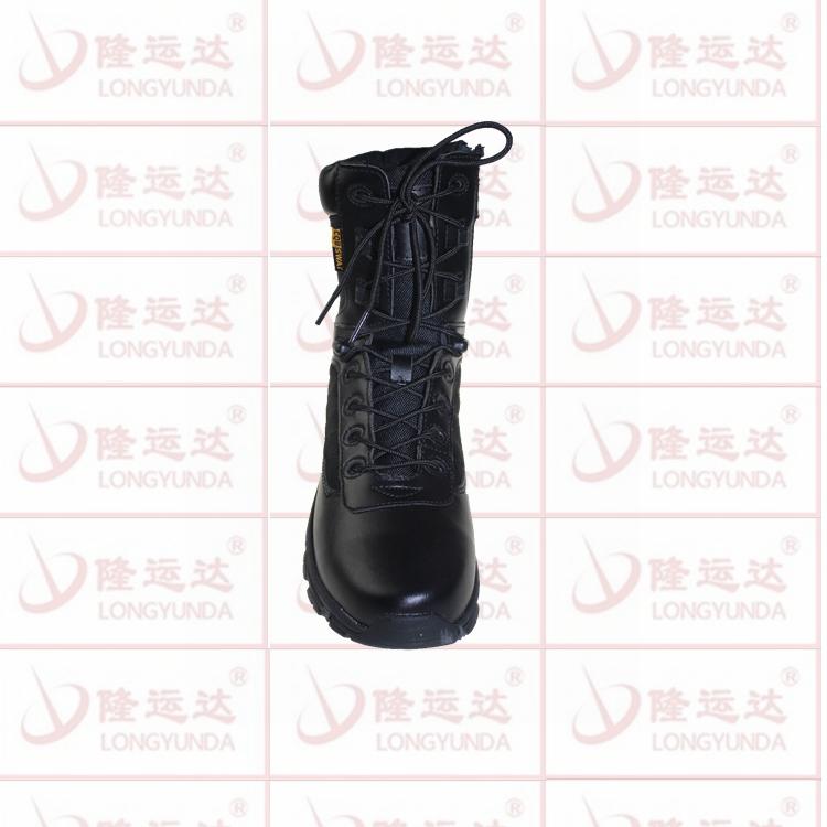 saudi arabia leather boots men Genuine military wqTnvC