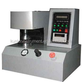 Iso-2759 Corrugated Board Bursting Test Machine/automatic Bursting Strength  Tester - Buy Burst Strength Test Machine,Strength Test Machine,Test