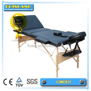 Merveilleux Wholesale 3 Section Portable Mechanical Massage Table