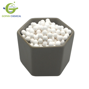 Chemicals 3-5mm Activate Alumina Adsorbent for Hydrogen Peroxide