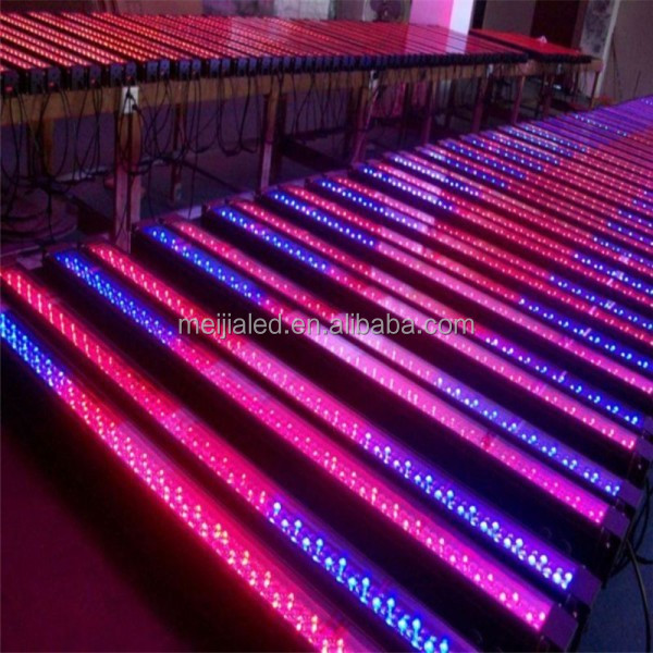 outdoor led bar light rgb 252 ip65 led waterproof wall wash led