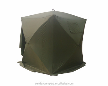 Winter Camping Tents Hunting Blinds / Ice Fishing Tent Fishing Tents