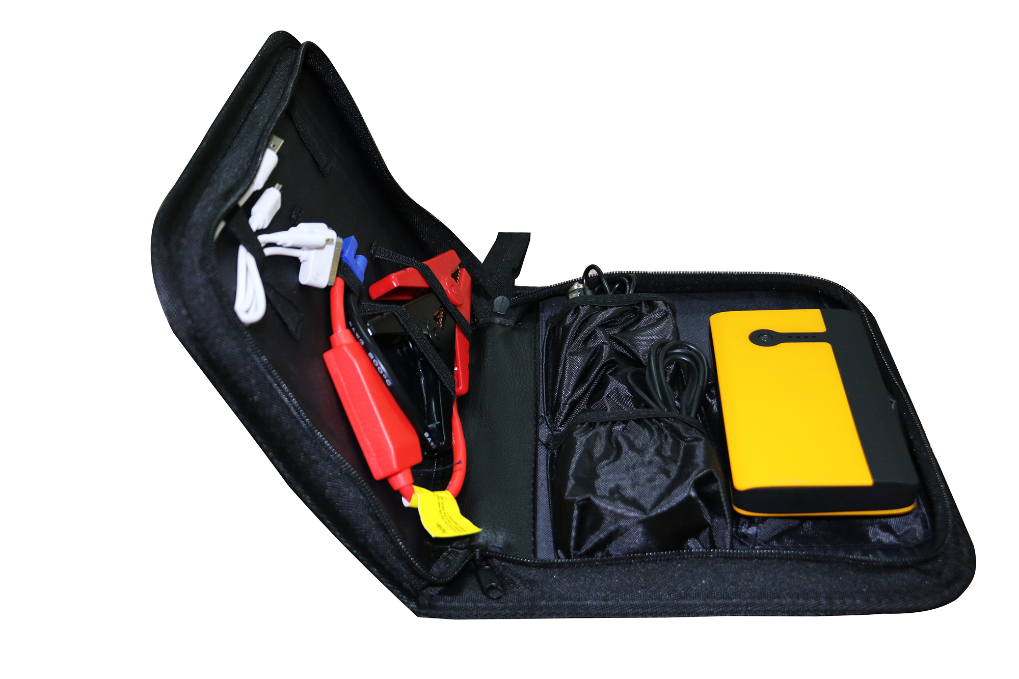 AGA Multi-function Easy Quick Jumper A21 Portable Jump Starter 12v 8000mAh