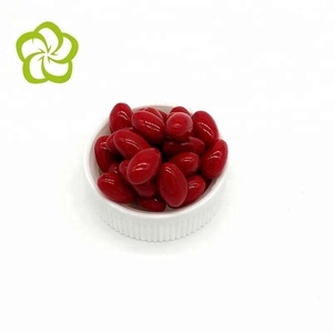 Hight quality lycopene antioxidant softgel capsules for breast enhancement