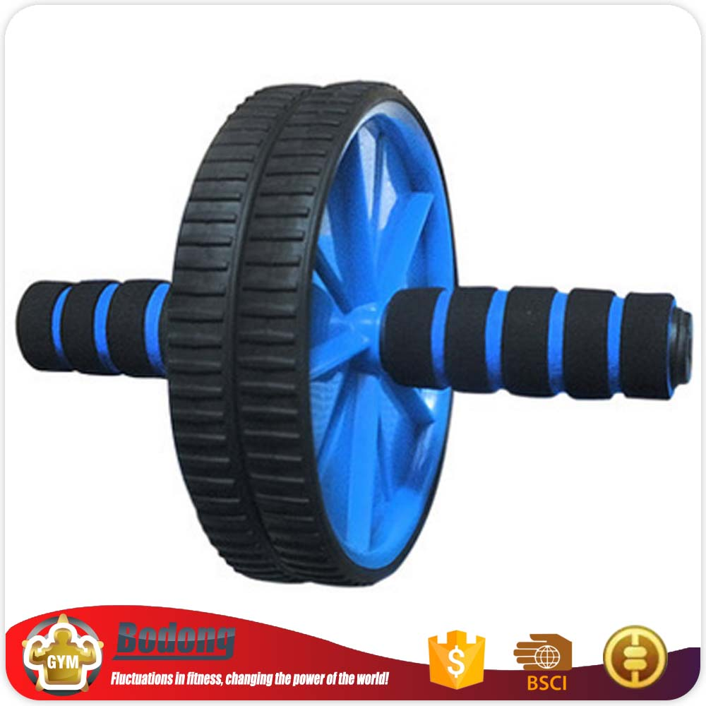 ab tone exercise workout slide roller high density gym roller